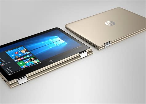 Hp Huawei Warna Gold hp announces redesigned pavilion x360 2 in 1 devices mspoweruser