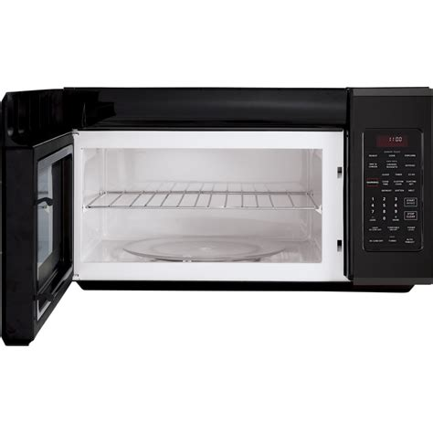 over the stove microwave with exhaust fan lg lmv2015sb 2 0 cu ft over the range microwave oven
