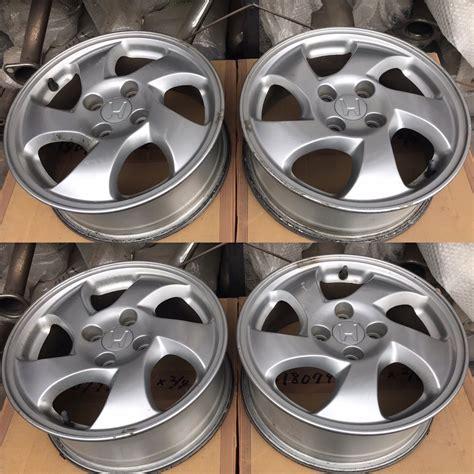 jdm honda civic ek sir wheels    offset