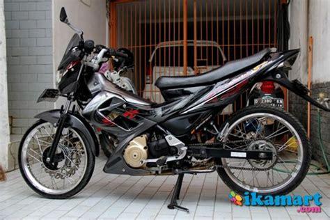 Jual Alarm Suzuki Satria Fu jual suzuki satria fu 2010 hitam modif motor