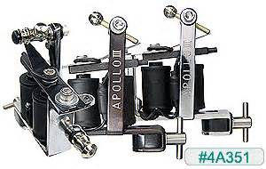 tattoo machine unimax 4a3451 4bk351 unimax quot apollo 3 quot