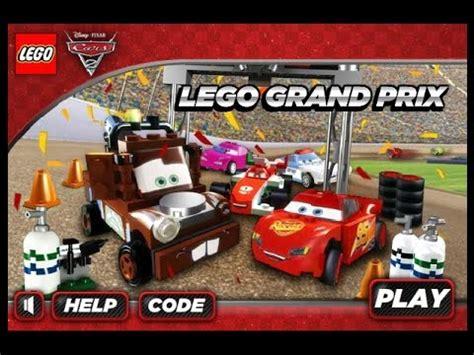 Lego Car Racing 2 grand prix lego cars 2 car racing for