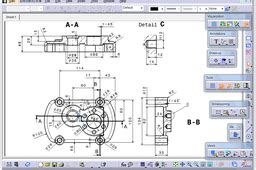 rectangular pattern catia sketch catia v5 coverpump exercise 2d into 3d modeling grabcad