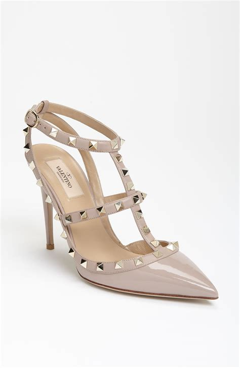 valentino sneakers valentino rockstud t in beige end of color