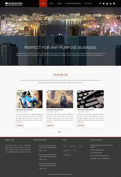 20 gorgeous wordpress gallery themes 20 latest free wordpress themes with beautiful design