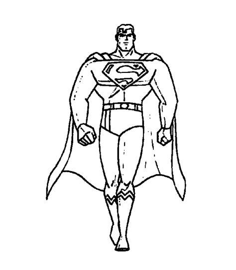 superman color pages az coloring pages