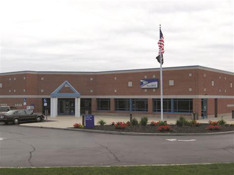 Plain City Post Office by Community Plan 187 Postal Services