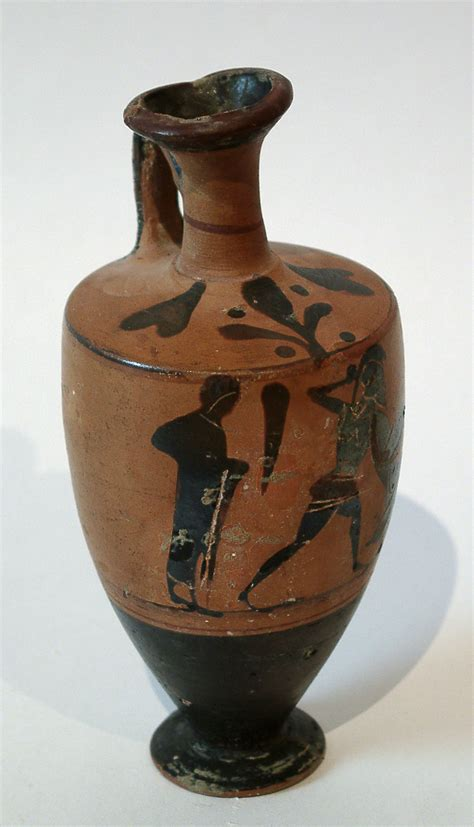 What Was The Lekythos Vase Used For by Qca Unit 6