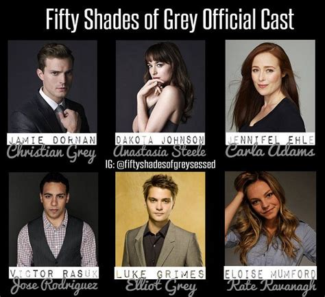 cast of fifty shades of grey imdb 183 best fifty shades images on pinterest 50 shades