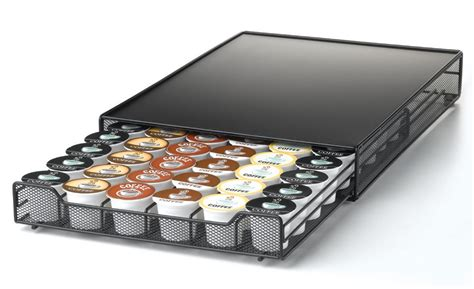 K Cup Coffee Drawer by View All Nifty Coffee Tea Accessories