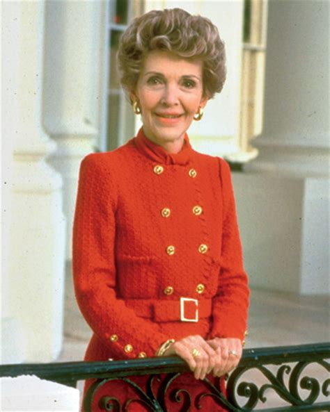 nancy reagan nancy reagan nancy davis reagan nancy reagan email