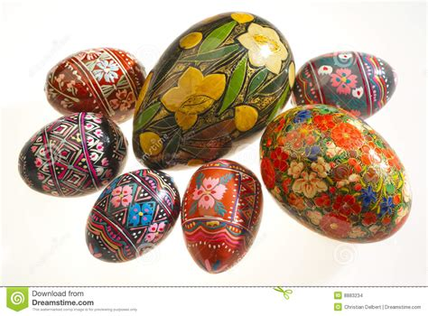 russian eggs stock images image 8883234