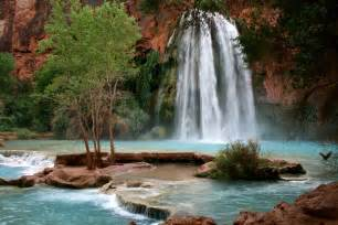 beautiful places to visit havasu falls arizona usa beautiful places to visit