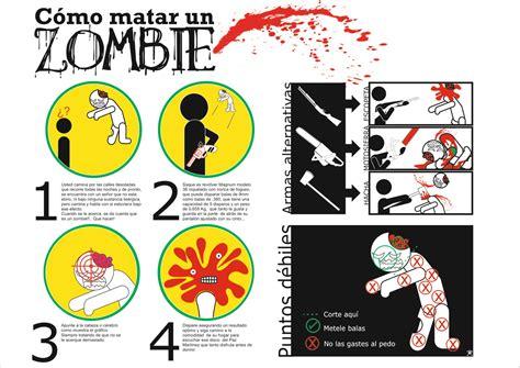 como matar un zombie