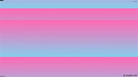 wallpaper blue and pink wallpaper blue pink gradient linear ff69b4 87ceeb 15 176