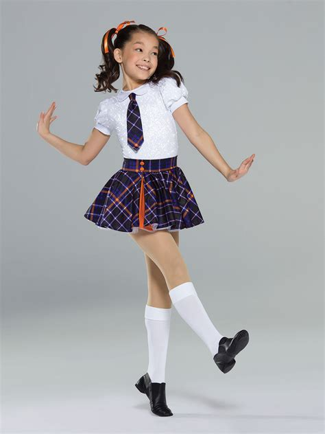 7 Costumes For Your High School by Abc Revolution Dancewear Themes