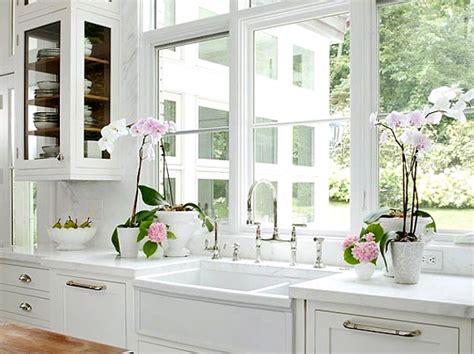 Flower Kitchen by Cheap Kitchen Iterior Ideas Housekeeper