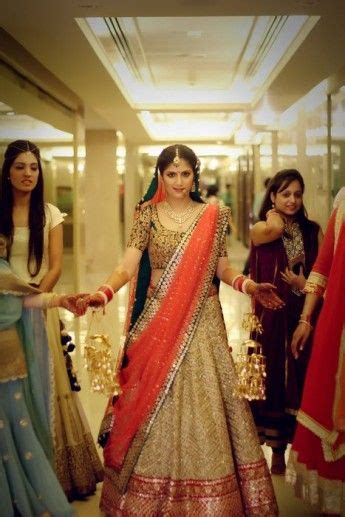 chunni draping styles wearing double dupatta s in style fashion in india threads