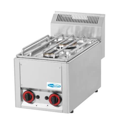 Cucine Da Ceggio A Gas - cucina professionale a gas 2 fuochi da banco