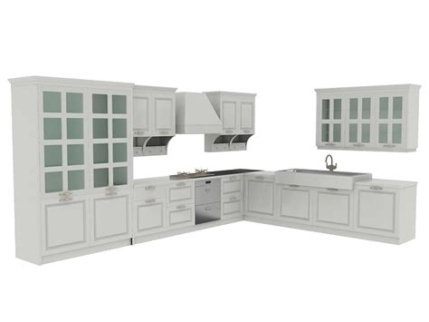 3d kitchen cabinets european kitchen cabinets 3d model 3dsmax files free