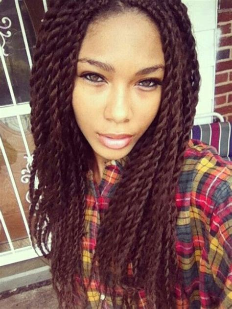 what type of hair is used for singalese twist 17 best images about havana marley twists on pinterest