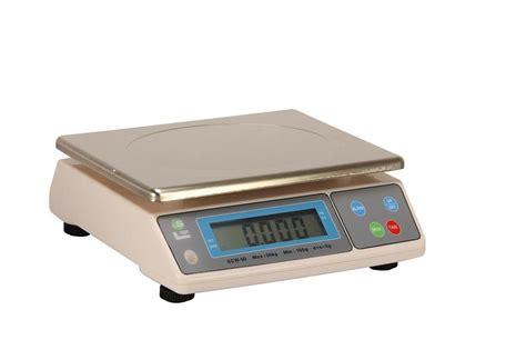 balance electronique inox  kg tom press