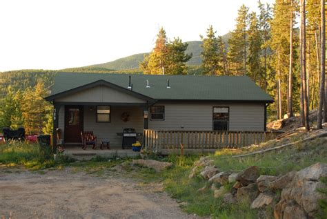 Cabins In Evergreen Co by Evergreen Colorado Vacation Cabins Cabin On The