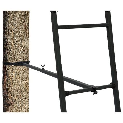 Comfort Zone Treestand by Adjustable Ladder Stand Support Bar Ladder Tree Stands Cheap
