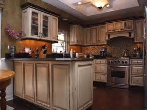 Painted Kitchens Designs Unique Painting Kitchen Cabinets Ideas 2016