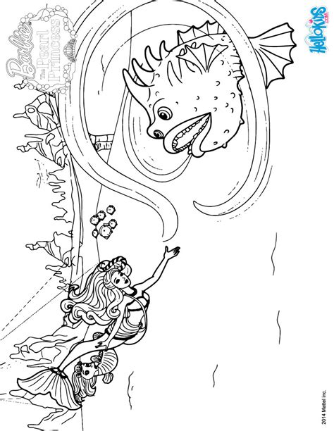 Barbie Pearl Princess Coloring Pages Coloring Pages Ideas Pearl Princess Coloring Pages