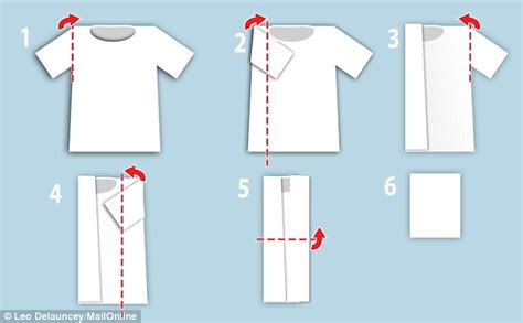How To Fold A Shirt With Paper - how to fold a t shirt in 5 seconds learnuselesstalents