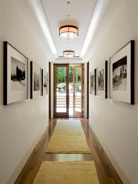 ideas on hanging pictures in hallway a few ways to enhance the of your hallway