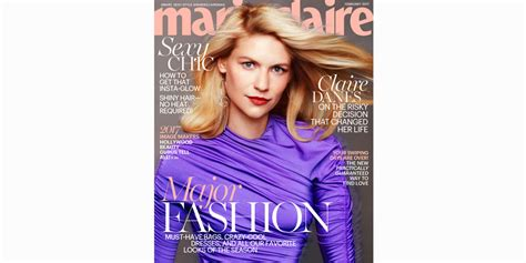 Marie Claire Sweepstakes 2017 - the february cover look sweepstakes