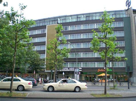come inn hotel berlin bild quot das hotel quot zu hotel come inn berlin kurf 252 rstendamm