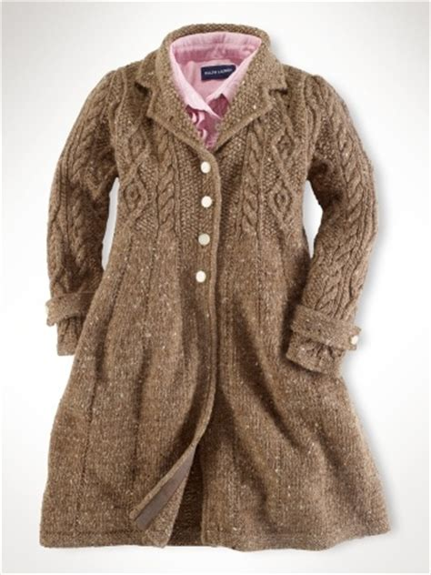 knitted coats for marled sweater coat brown knit