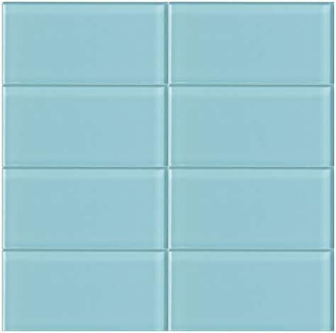 subway tile colors blue glass subway tile breaker modwalls lush 3x6 tile