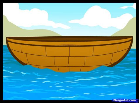 how to draw a boat for a kid how to draw a boat for kids step by step cars for kids