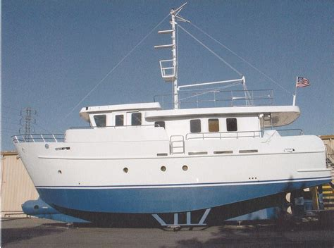 boat financing seattle 2002 used precision trawler pilothouse trawler boat for