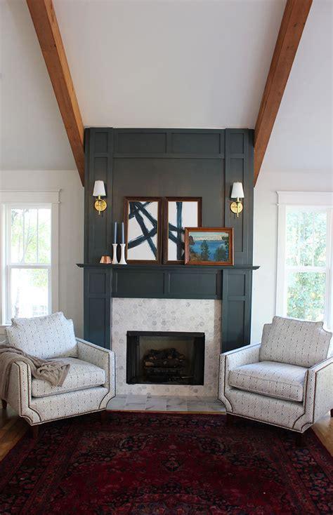 diy faux fireplace surround thewhitebuffalostylingcocom