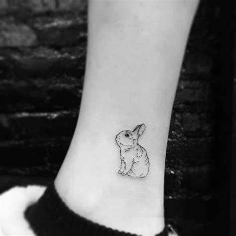 white tattoo process best 25 bunny tattoos ideas on pinterest tattoo