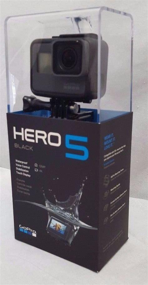 Gopro 5 Black Edition 12mp 4k Berkualitas gopro hero5 black edition 4k hd 12mp