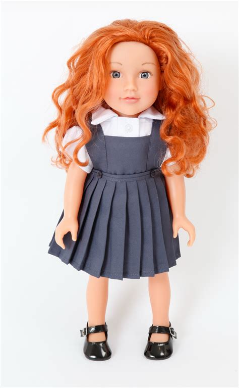 design a friend jubilee doll dolls school uniform for design a friend doll www