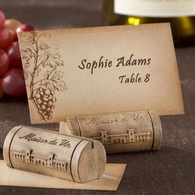 Place Card Holders For Weddings – place card holders   The Wedding of My DreamsThe Wedding