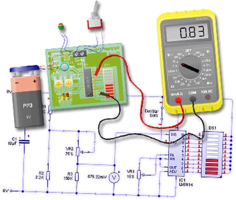 how to circuit wizard electronic circuit