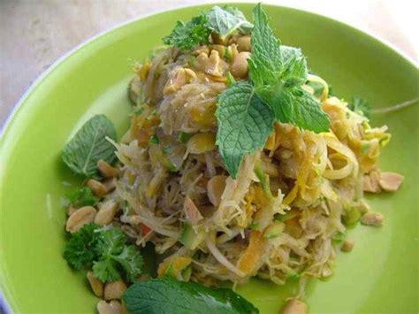 ricette di bianchessi pronto in tavola spaghettini di riso e arachidi un primo piatto di