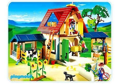 playmobil bauernhof scheune ferme 4490 a playmobil 174