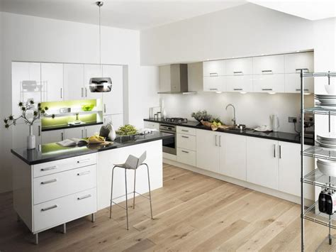 small white kitchen 26 best images about flooring on pinterest small white