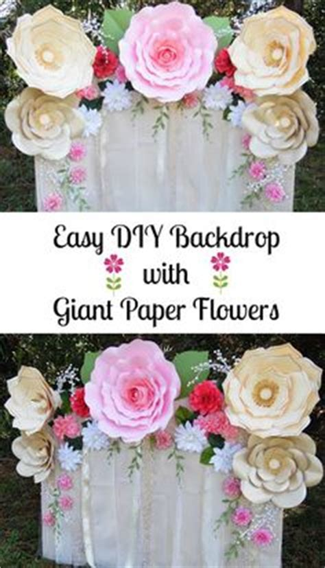 tutorial paper flower backdrop 1000 images about kids party ideas on pinterest sharks