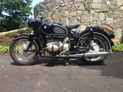 1967 bmw r60 1967 bmw r60 2 motorcycle with steib ls 200 for sale on