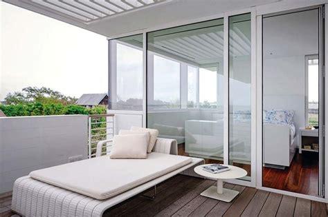 desain balkon rumah keren  hunian  depanmu